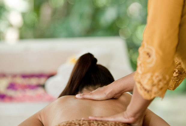 Traditional Indonesian Massage
